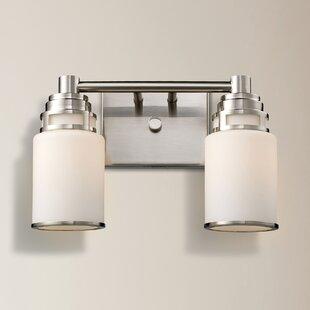 Brayden Studio Brawner 2-Light Vanity Light