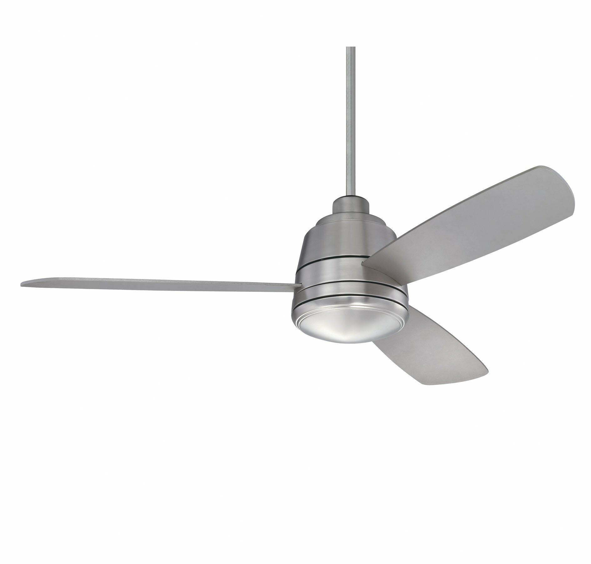 "Mercury Row Melanthios 52"" 3 Blade Ceiling Fan with Remote"