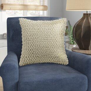 Hiawassee Wool Throw Pillow