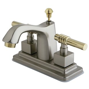 Kingston Brass Milano Centerset Bathroom Sin..