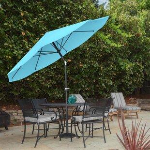 f9957d20c9062 Farmhouse & Rustic Patio Umbrellas & Stands | Birch Lane
