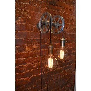 2 Light Wall Pulley
