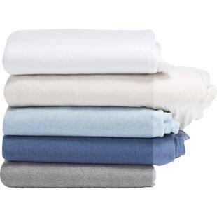 Coyuchi Jersey 100% Cotton Sheet Set
