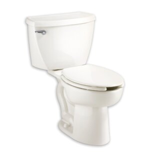 American Standard Cadet Right Height 1.1 GPF Elongated Two-Piece Toilet