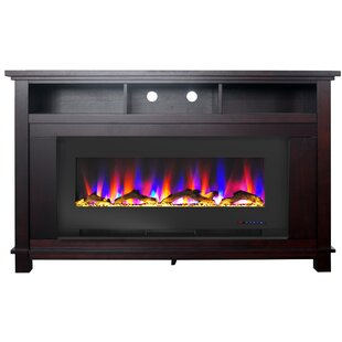 Aleksandra Electric Fireplace ..
