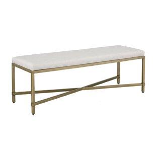 Rosdorf Park Hillam Upholstered Bench