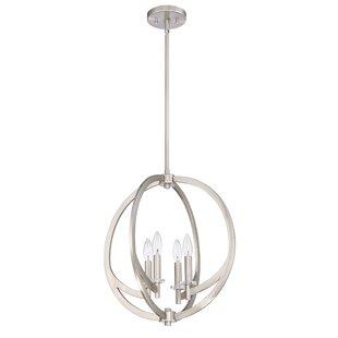 Hazel 4-Light Globe Chande..