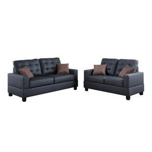 Laffel 2 Piece Living Room Set