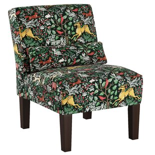Bungalow Rose Bliss Slipper Chair