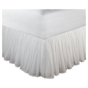 Ruffled Cotton Bed Skirt