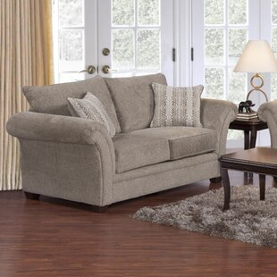 Three Posts Serta Upholstery Belmont Loveseat