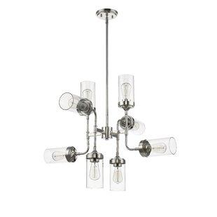 Grantham 8-Light LED Chandelier By Brayden Studio