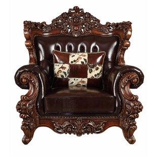 Keagan Armchair by Astoria Grand