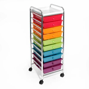Plastic Storage Drawers You'll Love | Wayfair