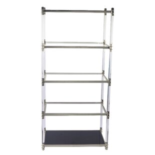 Best Choices Varossi Etagere Bookcase by RMG Fine Imports