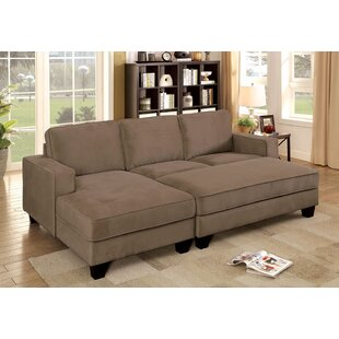 Red Barrel Studio Doolan Sectional with O..