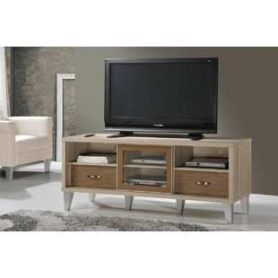 Hometime Living Hall TV Stand for TVs up to 58