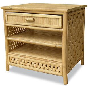 Akins 1 Drawer Accent Chest