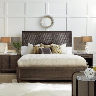 Gracie Oaks Hackney Panel Bed