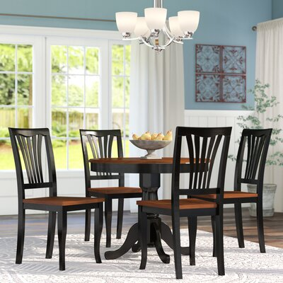 Captivating Ranshaw 5 Piece Dining Set