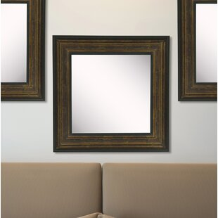 Charlton Home Kimzey Wall Mirror (Set of 3)