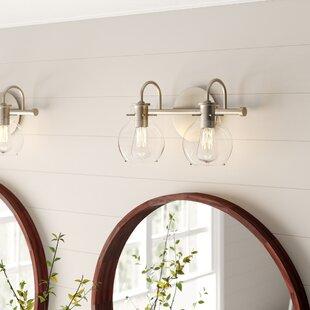 Birch Lane™ Heritage Massingham 2-Light Vanity Light