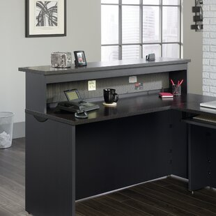 Castalia 4 Piece L-Shape Desk Office Suite by Red Barrel Studio Amazing