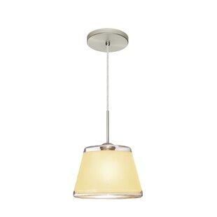 Besa Lighting Pica 1-Light Cone Pendant