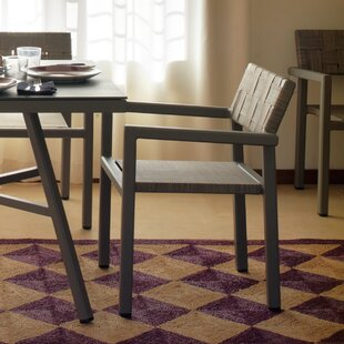 Cosper Stacking Arm Chair By Bay Isle Home