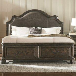Monterrey Upholstered Storage Panel Bed