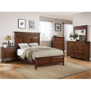 Nashoba Panel Bed