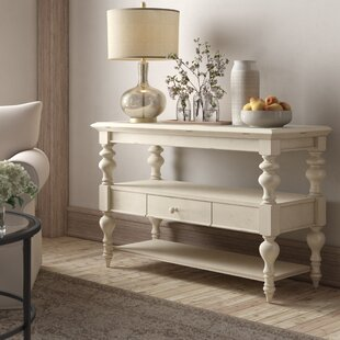 Perkins Console Table Birch Lane™ Heritage