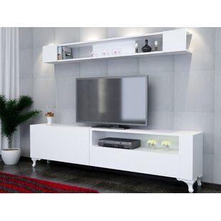 Milliner Entertainment Center for TVs up to 70 by House of Hampton