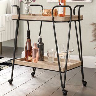 Hana Bar Cart by Laurel Fo..