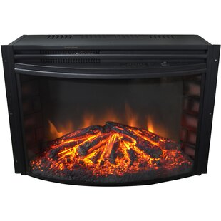 Mel Electric Fireplace Ins..