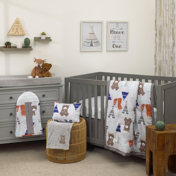 Woodland Animals Bedding Wayfair