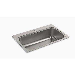 White Kitchen Sink Undermount kitchen sinks you'll love | wayfair