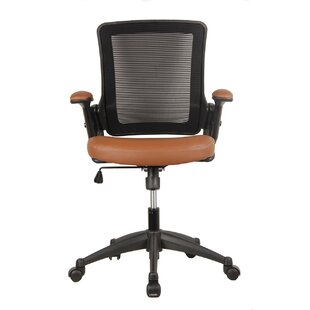 Techni Mobili Techni Mobili Mid-Back Mesh Desk Chair