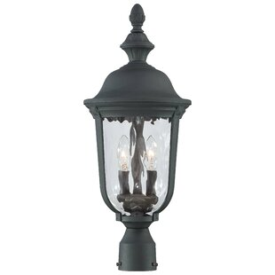 Great Outdoors by Minka Ardmore Outdoor 3-Light Lantern Head