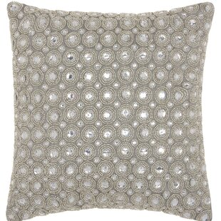 Azu Beads Throw Pillow by Willa Arlo Interiors Design