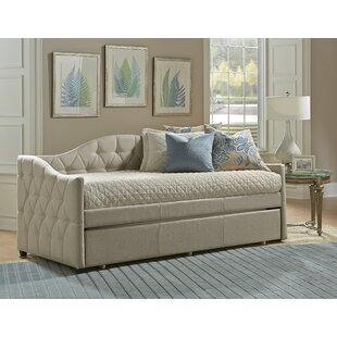 Online Reviews Sancerre Twin Daybed with Trundle by Lark Manor Reviews (2019) & Buyer's Guide