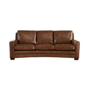 Theodora Craft Leather Sofa