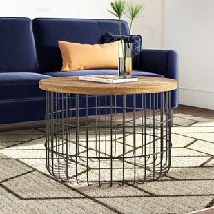Alexander Coffee Table By Hykkon