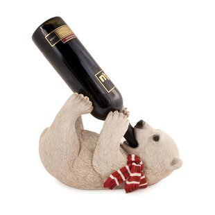 Cheery Cub Tabletop Wine Bottle Rack by T..