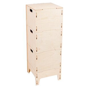 Sprout Caja Wooden Filing Cabi..
