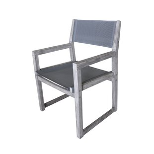 Joanne Teak Patio Dining Chair