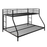 Jefferson Twin Over Full Standard Bunk Bed by Mack & Milo™