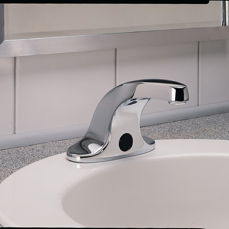 Innsbrook Selectronic ICU Deck-Mount Single Hole Bathroom Faucet Less Handle