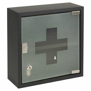 Bathroom Solutions 30cm X 30cm Surface Mount Medicine Cabinet By Symple Stuff