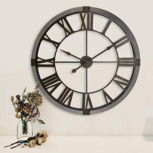 Skeleton Clock Wayfair